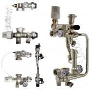 Смесительные узлы и клапаны
